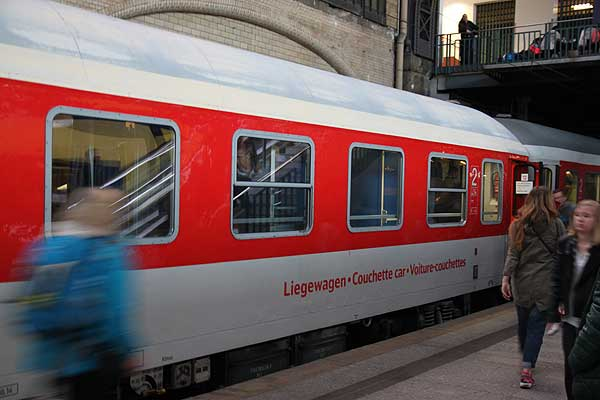 Serious setback for climate-friendly passenger transport in Europe
