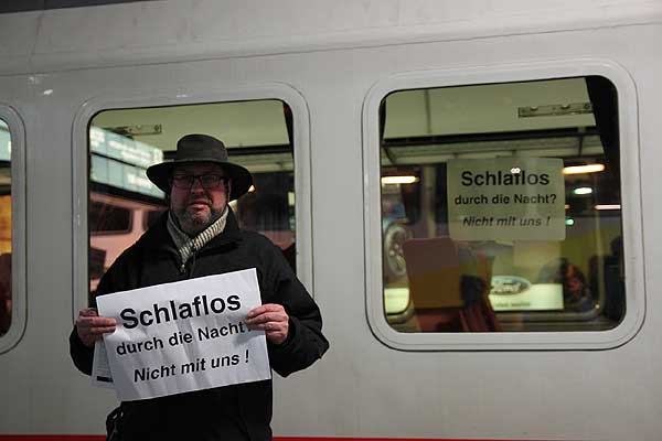 Save the German overnight sleeper and motorail trains!