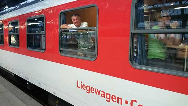 Most important German newspaper in support for night trains
