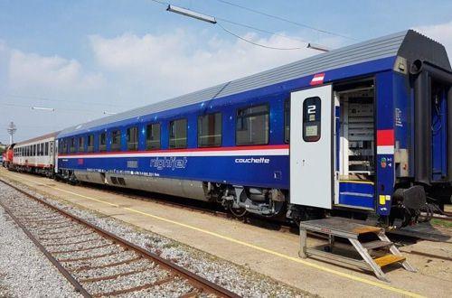 ÖBB will fill some night train gaps after DB closures
