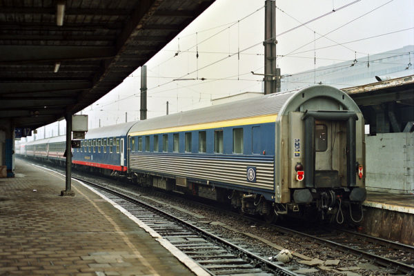 Parliamentary hearing about night trains in Belgium
