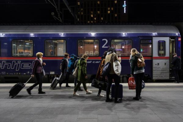 EU-project: Revitalisation of cross-border night trains