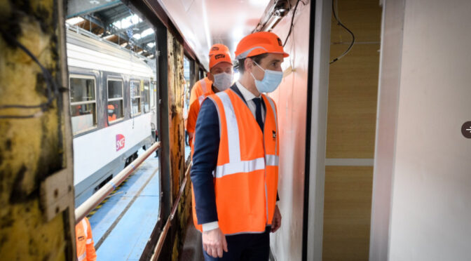 France to redevelop sleeper trains