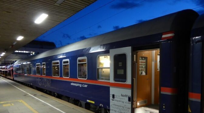 Petition: Link the Iberian Peninsula and Central Europe with Night Trains