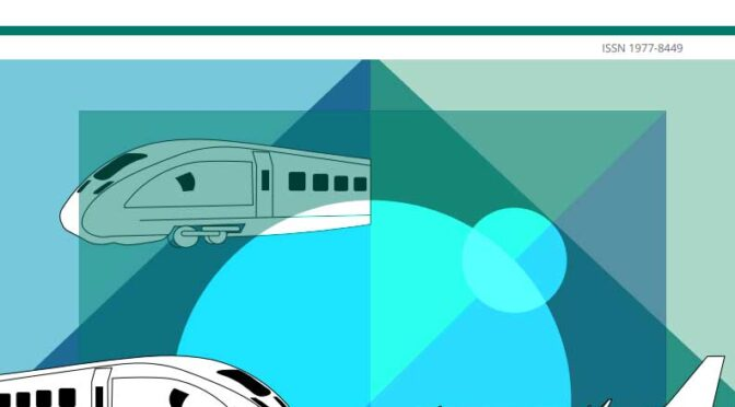 New comparison from European Environmental Agency (EEA) on Trains versus Planes