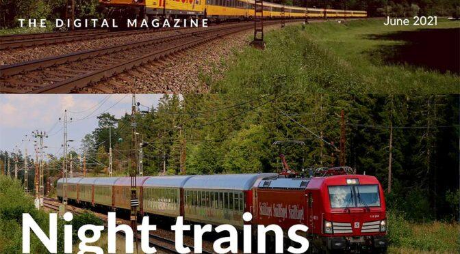 RAILTECH Magazine: Night train comeback